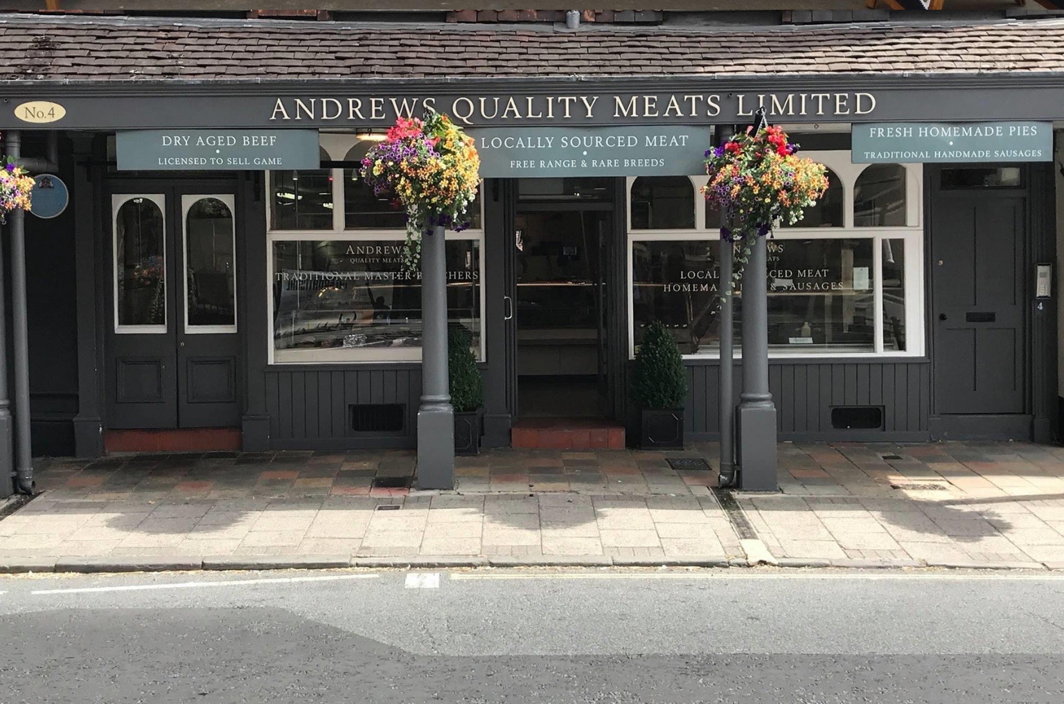 Andrews Quality Butchers Marlborough
